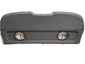 92-95 Honda Civic Hatchback EG cargo cover OEM accessory hatch GRAY