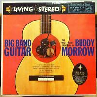 BUDDY MORROW big band guitar LP VG+ LSP-2018 Living Stereo USA 1s/9s 1959