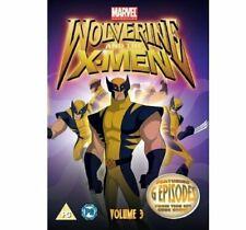 Wolverine And The X-Men Vol.3 (DVD) (2010) Steve Blum