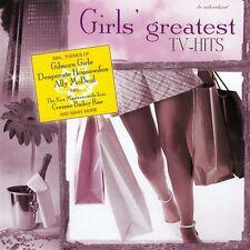 OST Girls´ Greatest TV-Hits:LEA FINN,HEINE TOTLAND,TV ALLSTARS,D´SOUND,HUMANE