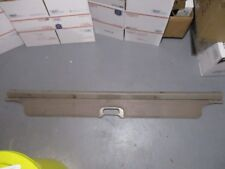 Tahoe CARGO COVER Rear Back Retractable Shade Security Curtain Trunk Tan OEM
