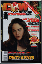 The Cow Special 2000 Marc Silvestri Witchblade Sara Pezzini Yancy Butler TV NM
