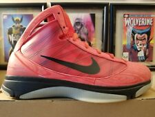 NIKE HYPERIZE ALL STAR WEST 2010 RED SIZE 11