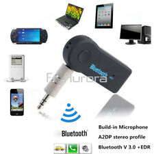 3.5mm Wireless USB Mini Bluetooth Stereo Audio Lead Music Car Adapter Receiver