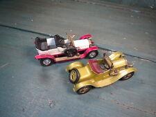 ancienne voiture MATCHBOX 1/43 ROLLS ROYCE CADILLAC made in england n y 6 -y 10