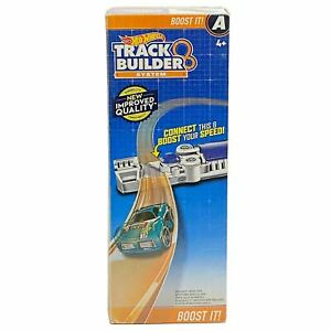 Hot Wheels BOOST IT! Track Builder System Accessory Pack - New Improved Quality!