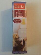 Hartz Pet Nursing Bottle for Newborn Animals 2 oz