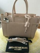 *** GORGEOUS LUXURIOUS ZADIG VOLTAIRE CANDIDE LEATHER BAG RRP £675***