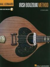 Irish Bouzouki Method Learn to Play Beginner Lesson MUSIC BOOK & Online Audio