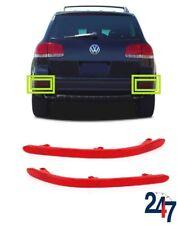 Nuevo Volkswagen Touareg 2003-2010 Parachoques Trasero Rojo Reflector Derecha