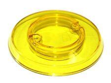 Bally Williams Pinball Machine Yellow Transparent Pop Bumper Cap Plastic