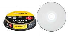 10 Intenso  DVD + R double couche 8x DL Double Vierge 8.5 Go xbox 360