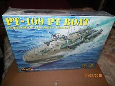 1 BRAND NEW REVELL 1/72 MODEL KIT (PT-109 PT BOAT) 85-0310