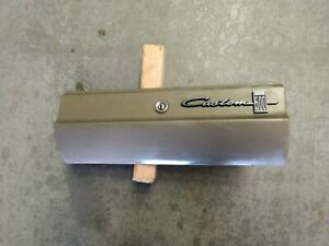 Ford Galaxie Custom 500 Glove Box Door 1964 Only