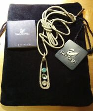 Genuine SWAROVSKI OPAL AZORE Necklace PENDANT (697348) New w/ TAG & Certificate