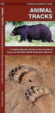 Animal Tracks : An Introduction to the Tracks and Signs of Familiar North...