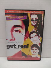 Get Real DVD Gay Interest Movie Boy Meets British Schoolboy Ben Silverstone