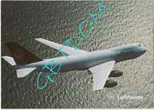 BOEING 747-200 -Lufthansa - AIRPLANE AIRCRAFT