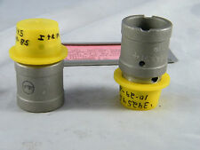 """LOT OF 2 ~ NEW ~ ANDERSON GREENWOOD STEEL VALVE FOR 1-1/2"""" GLOBE VALVE 72697 01"""