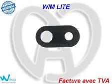 Wiko WIM LITE  100% Original Lentille en Verre pour Caméra Appareil Photo
