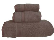 MARRIKAS 100% Egyptian Cotton Quality 6 Piece Towel Set MOCHA