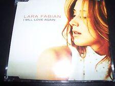 Lara Fabian I Will Love Again Australian Remixes CD Single – Like New