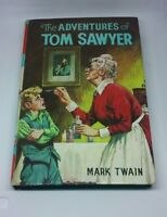 Adventures of Tom Sawyer Twain, Mark Children's press 1971 edition Hard back