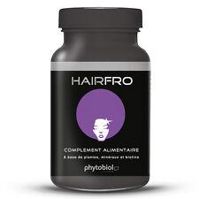 HairFro® - 1er Accélérateur de pousse pour cheveux Black/Métissés - 100 Capsules
