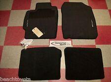 2005-2010 Tc Carpet Floor Mats Black Pt206-21100-02 Genuine Scion Accessory