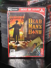 DEAD MAN'S HAND GIOCO PC-CD ROM WINDOWS NUOVO IMBALLATO