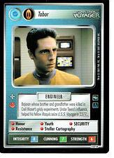 STAR TREK CCG VOYAGER RARE CARD TABOR (federation)