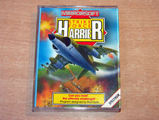Sinclair ZX Spectrum - Strike Force Harrier by Mirrorsoft