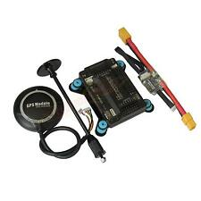 New apm2.8 ATmega 2560 Flight Controller + neo-7m GPS módulos + crius Power módulos