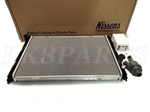 LAND ROVER DISCOVERY 2 II 99-04 RADIATOR PCC000710 KIT NISSENS THERMOSTAT NEW