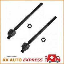 2X Front Inner Steering Tie Rod End for 08-12 Jeep Liberty & 08-11 Dodge Nitro