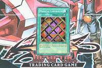 YuGiOh Spell Card Magical Labyrinth SRL-059 Unlimited Edition Common