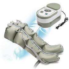 Venen Massagegerät Stiefel Luftkammern Luft Kompression Lymphdrainage-Gerät Bein