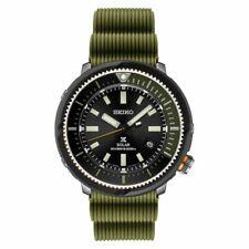 Seiko Prospex Men's Black Watch - SNE547