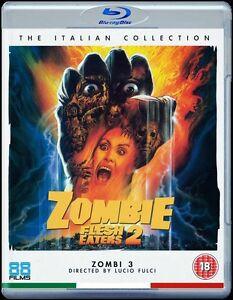 Zombie Flesh Eaters 2 - Blu-Ray - Uncut Special Edition - Lucio Fulci