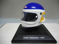 CASCO HELMET CARLOS REUTEMANN 1978 F1 SPARK 1/5 WITH DECALS