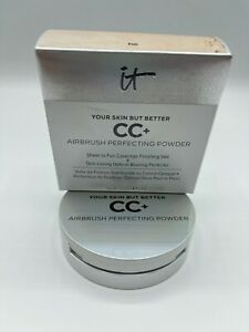 It Cosmetics CC+ Airbrush Perfecting Setting Powder Choose Shade