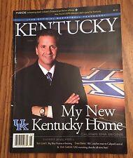 2010 University of Kentucky Official Basketball Yearbook John Calipari 1st Year