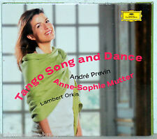 CD ANNE-SOPHIE MUTTER - Tango Song and Dance