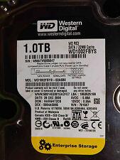 Western Digital 1 TB WD1002FBYS-02A6B0 DCM:HARNHT2CB 26DEC2009 | disco rigido