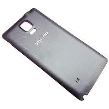 Genuine Samsung Galaxy Note 4 N910 rear battery cover Black back housing Grade A