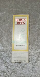 Burt's Bees Eye Cream Sensitive With Cotton Extract 0.5 oz