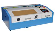 CO2 Laser Engraver Acrilico Legno Bamboo incisione macchina da taglio 320ZGD 20x30cm