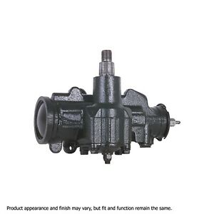 Steering Gear Cardone 27-7560 Reman