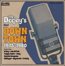 Deejays Meet Down Town 1975-1980 NEW CD £9.99 Voice of Jamaica ‎– VOJCD003