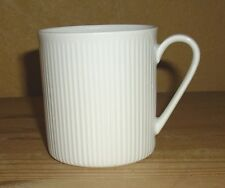 Arzberg  1 Kaffeetasse, Weiß, Rillendekor